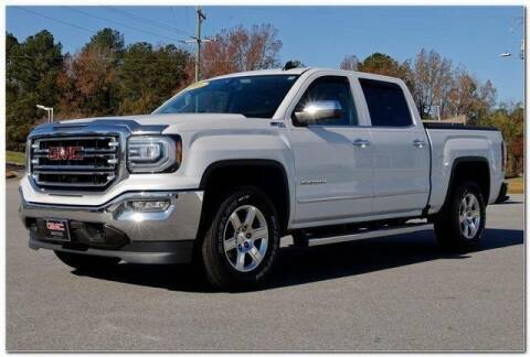 2016 GMC Sierra 1500 for sale at WHITE MOTORS INC in Roanoke Rapids NC