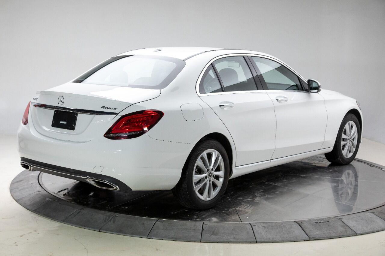 2019 Mercedes-Benz C-Class 5