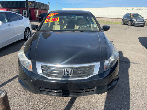 2010 Honda Accord for sale at Top Line Auto Sales in Idaho Falls ID