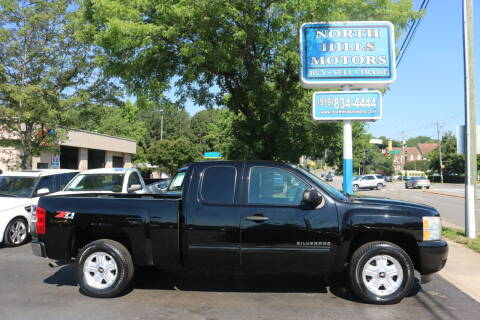 2011 Chevrolet Silverado 1500 for sale at North Hills Motors in Raleigh NC