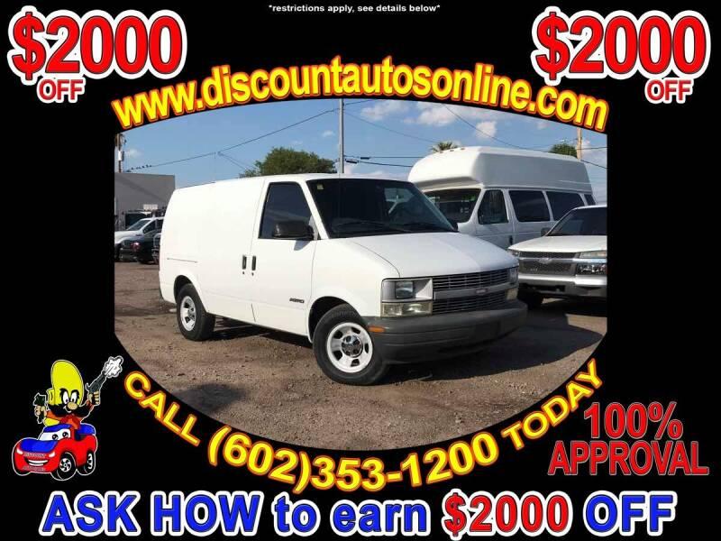 2001 Chevrolet Astro Cargo for sale in Phoenix, AZ
