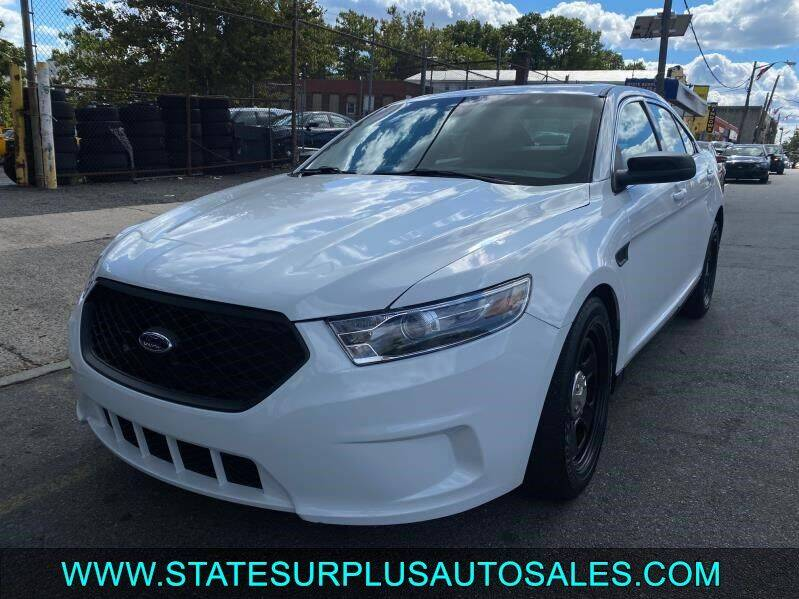 2017 Ford Taurus for sale at State Surplus Auto in Newark NJ