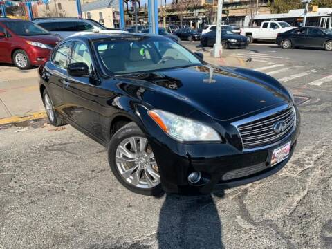 2012 Infiniti M37 for sale at Excellence Auto Trade 1 Corp in Brooklyn NY