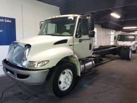 2011 International DuraStar 4300 for sale at Transportation Marketplace in West Palm Beach FL