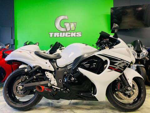 2017 Suzuki Hayabusa for sale at GW Trucks in Jacksonville FL