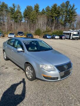 2006 Volkswagen Passat for sale at Cars R Us Of Kingston in Kingston NH