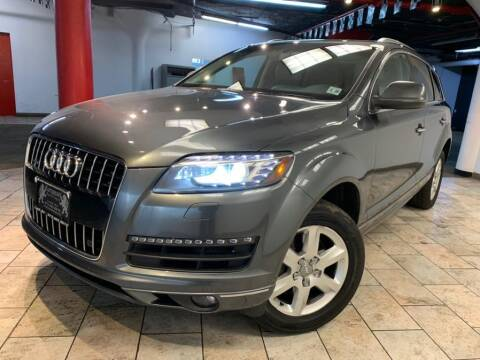 2015 Audi Q7 for sale at EUROPEAN AUTO EXPO in Lodi NJ