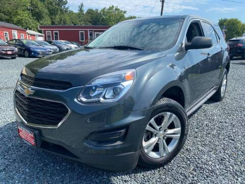 2017 Chevrolet Equinox for sale at A&M Auto Sale in Edgewood MD