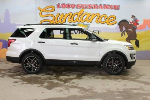 2017 Ford Explorer for sale at Sundance Chevrolet in Grand Ledge MI