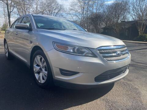 2011 Ford Taurus for sale at Bowie Motor Co in Bowie MD