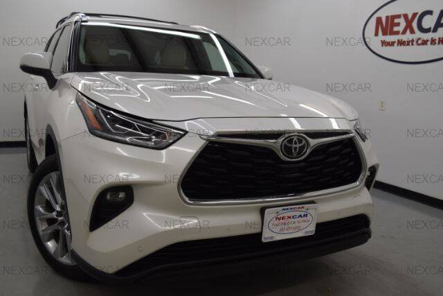 2020 Toyota Highlander for sale in Spring, TX