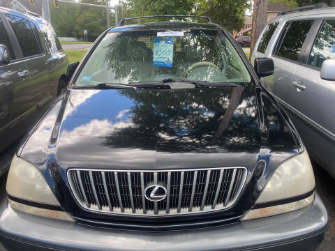 1999 Lexus RX 300 for sale at Whiting Motors in Plainville CT