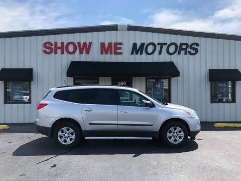 2012 Chevrolet Traverse for sale at SHOW ME MOTORS in Cape Girardeau MO