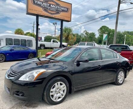 2010 Nissan Altima for sale at Trust Motors in Jacksonville FL