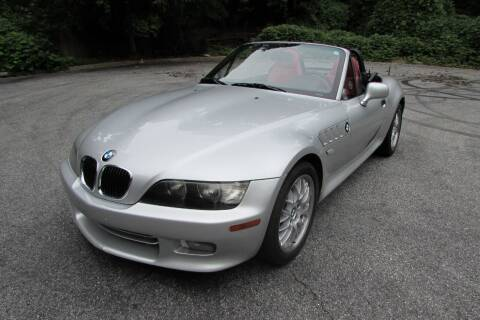 2001 BMW Z3 for sale at AUTO FOCUS in Greensboro NC