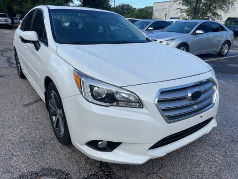 2016 Subaru Legacy for sale at PRESTIGE AUTOPLEX LLC in Austin TX