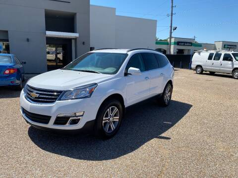 2017 Chevrolet Traverse for sale at AutoMax of Memphis - Nate Palmer in Memphis TN