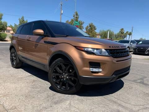 2014 Land Rover Range Rover Evoque for sale at Boktor Motors in Las Vegas NV