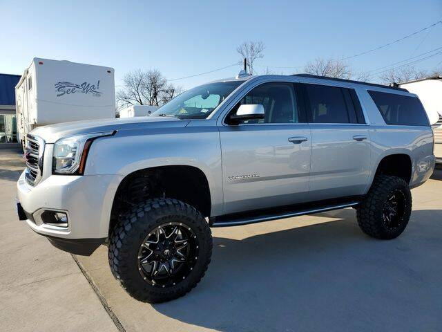 2018 GMC Yukon XL for sale at Kell Auto Sales, Inc - Grace Street in Wichita Falls TX