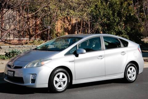 2011 Toyota Prius for sale at California Diversified Venture in Livermore CA