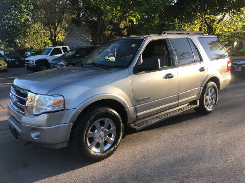 2008 Ford Expedition for sale at CPM Motors Inc in Elgin IL