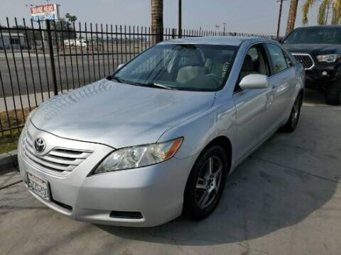 2007 Toyota Camry for sale at Shamrock Group LLC #1 in Pleasant Grove UT