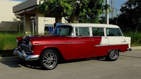 1955 Chevrolet Bel Air for sale at Premier Luxury Cars in Oakland Park FL