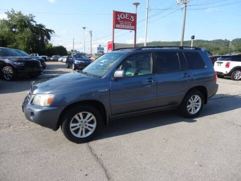 2006 Toyota Highlander Hybrid for sale at Joe's Preowned Autos in Moundsville WV
