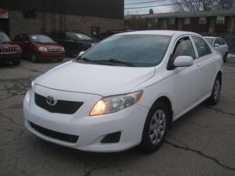 2010 Toyota Corolla for sale at ELITE AUTOMOTIVE in Euclid OH