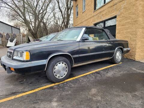 1986 Dodge 600 for sale at Auto Deals in Roselle IL