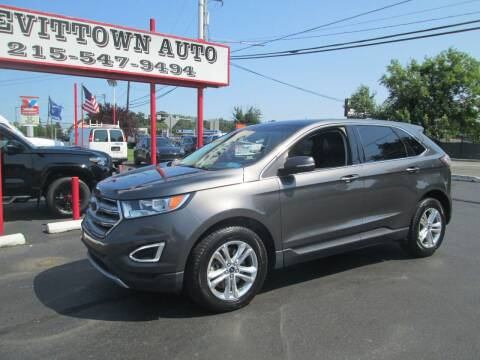 2015 Ford Edge for sale at Levittown Auto in Levittown PA