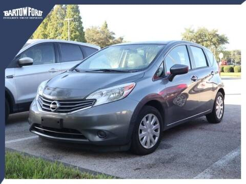 2016 Nissan Versa Note for sale at BARTOW FORD CO. in Bartow FL