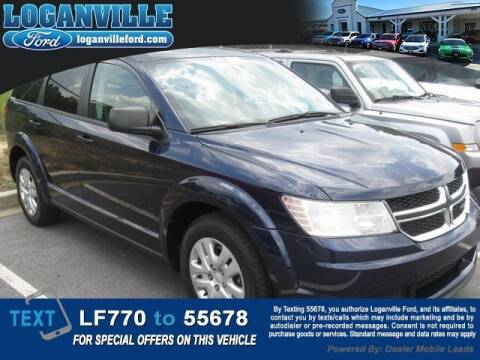 2018 Dodge Journey for sale at Loganville Quick Lane and Tire Center in Loganville GA