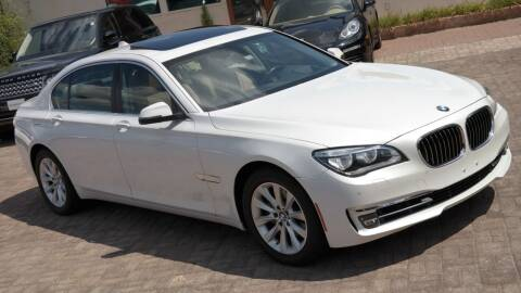 2013 BMW 7 Series for sale at Cars-KC LLC in Overland Park KS