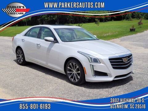 2016 Cadillac CTS for sale at Parker's Used Cars in Blenheim SC