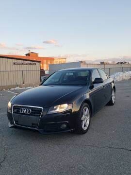 2009 Audi A4 for sale at iDrive in New Bedford MA