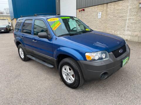 2007 Ford Escape for sale at Adams Street Motor Company LLC in Dorchester MA