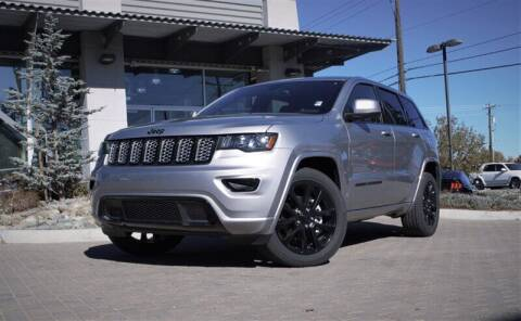 2018 Jeep Grand Cherokee for sale at MUSCLE MOTORS AUTO SALES INC in Reno NV