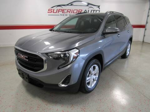2018 GMC Terrain for sale at Superior Auto Sales in New Windsor NY