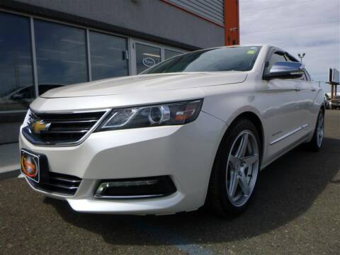 2014 Chevrolet Impala for sale at Torgerson Auto Center in Bismarck ND