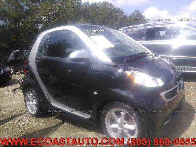 2015 Smart fortwo for sale at East Coast Auto Source Inc. in Bedford VA