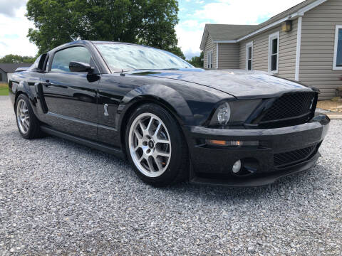 2008 Ford Shelby GT500 for sale at Curtis Wright Motors in Maryville TN