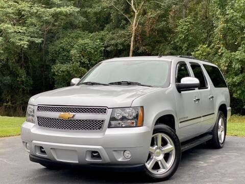 2013 Chevrolet Suburban for sale at Sebar Inc. in Greensboro NC