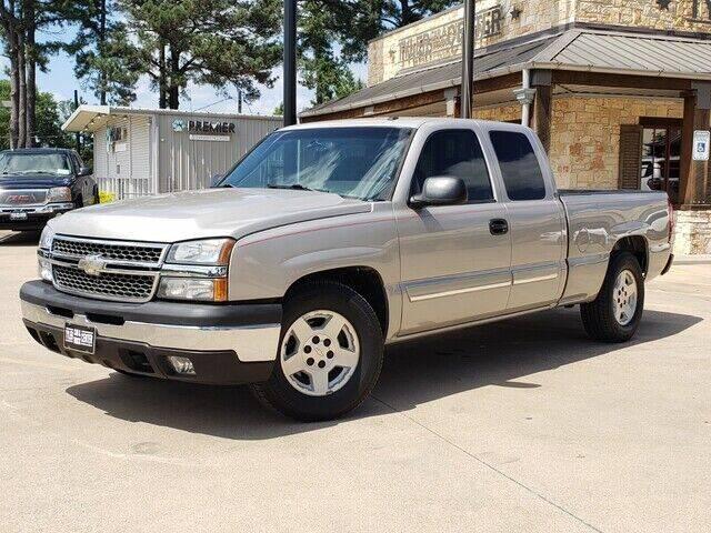 2006 Chevrolet Silverado 1500 for sale at Tyler Car  & Truck Center in Tyler TX