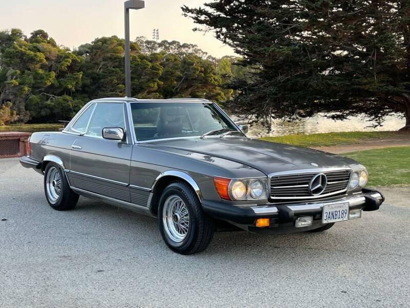1978 Mercedes-Benz SL-Class for sale at Dodi Auto Sales in Monterey CA