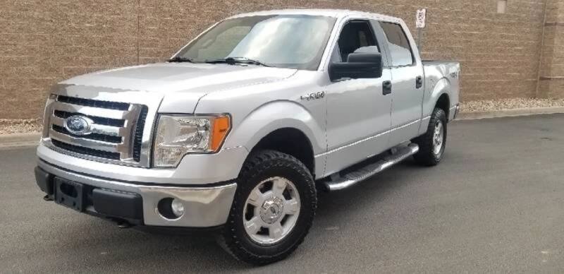 2011 Ford F-150 for sale at LA Motors LLC in Denver CO