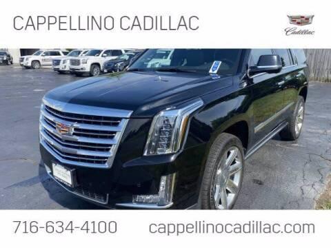 2018 Cadillac Escalade for sale at Cappellino Cadillac in Williamsville NY