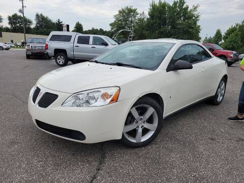 2007 Pontiac G6 for sale at Cruisin' Auto Sales in Madison IN