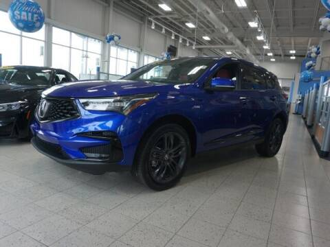 2020 Acura RDX for sale at BASNEY HONDA in Mishawaka IN