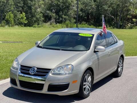 2005 Volkswagen Jetta for sale at GENESIS AUTO SALES in Port Charlotte FL